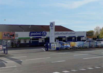 Centre auto/pneu Point S Jettingen
