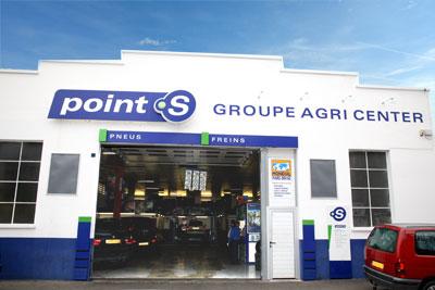 Centre auto/pneu Point S Saint Louis