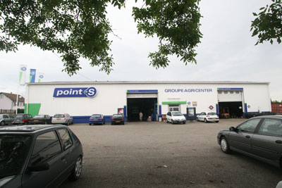 Centre auto/pneu Point S Wittenheim